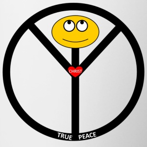 True Peace Sign - Coffee/Tea Mug