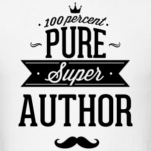 100 percent pure super author T-Shirts - Men's T-Shirt