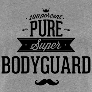100 percent pure super bodyguard T-Shirts - Women's Premium T-Shirt