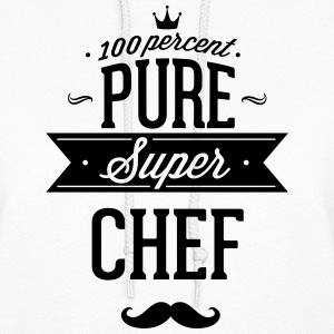 100 percent pure super chef Hoodies - Women's Hoodie