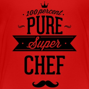 100 percent pure super chef Baby & Toddler Shirts - Toddler Premium T-Shirt