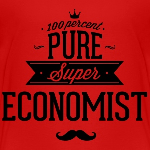 100 percent pure super economist Baby & Toddler Shirts - Toddler Premium T-Shirt