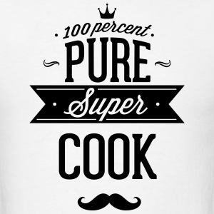 100 percent pure super cook T-Shirts - Men's T-Shirt