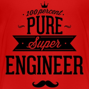 100 percent pure super engineer Baby & Toddler Shirts - Toddler Premium T-Shirt