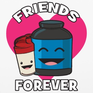 Friends Forever (Kawii Workout) Phone & Tablet Cases - iPhone 6/6s Rubber Case