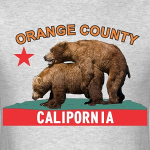 Orange County Calipornia T-Shirts - Men's T-Shirt