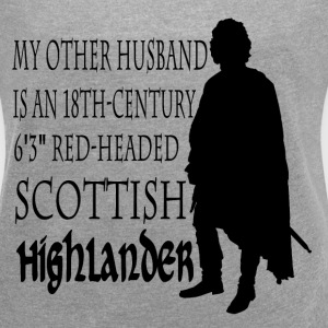 Other Husband - Outlander T-Shirts - Women´s Roll Cuff T-Shirt