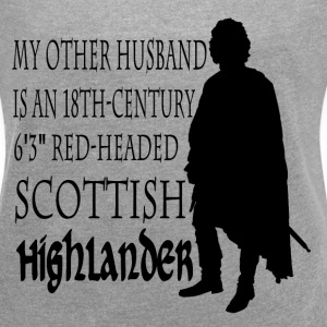 Other Husband - Outlander T-Shirts - Women´s Rolled Sleeve Boxy T-Shirt