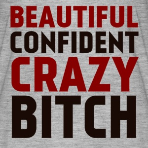 Beautiful Confident Bitch T-Shirts - Women's Flowy T-Shirt