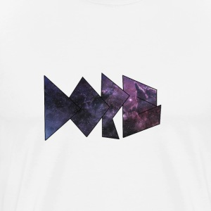 Space Dope logo T-Shirt - Men's Premium T-Shirt
