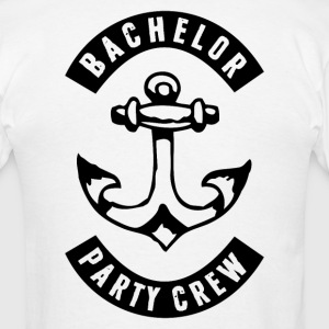 Bachelor Party Crew I T-Shirts - Men's T-Shirt