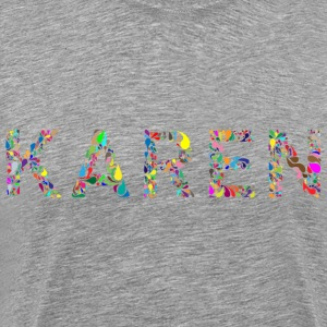 Karen Typography - Men's Premium T-Shirt