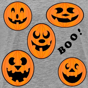 Halloween JackOLanterns - Men's Premium T-Shirt