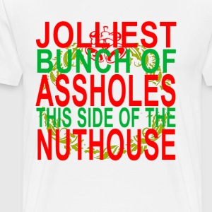 jolliest_bunch_of_assholes_tshirt_ - Men's Premium T-Shirt