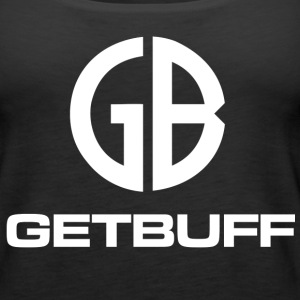 Get Buff - Women's Premium Tank Top