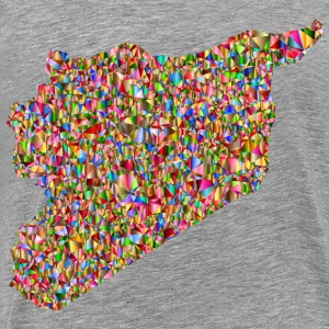 Chromatic Syria - Men's Premium T-Shirt