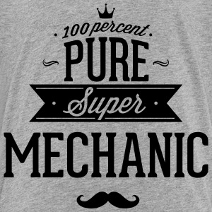 100 percent pure super mechanic Baby & Toddler Shirts - Toddler Premium T-Shirt