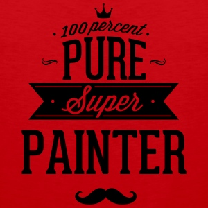 100 percent pure super painter Sportswear - Men's Premium Tank