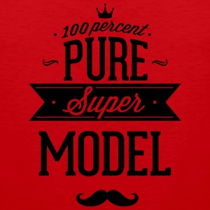 100 percent pure super model Sportswear - Men's Premium Tank