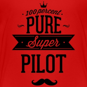 100 percent pure super pilot Baby & Toddler Shirts - Toddler Premium T-Shirt