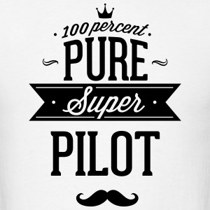 100 percent pure super pilot T-Shirts - Men's T-Shirt