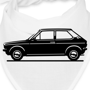 Polo Mk1 Car Profile Caps - Bandana