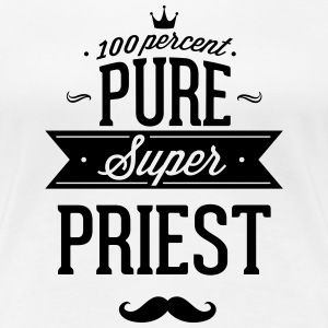 100 percent pure super priest T-Shirts - Women's Premium T-Shirt