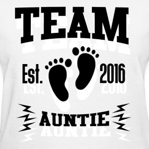team auntie1.png T-Shirts - Women's T-Shirt