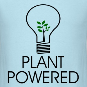 PLANT POWERED1.png T-Shirts - Men's T-Shirt