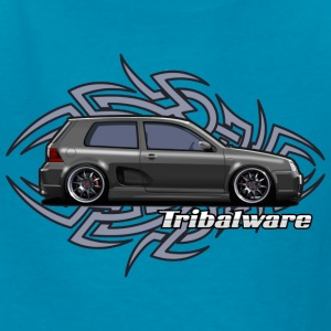 Mk3 Tuning Car Tribalware Kids' Shirts - Kids' T-Shirt