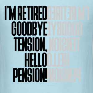 PENSION1.png T-Shirts - Men's T-Shirt