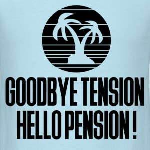HELLO PENSION1.png T-Shirts - Men's T-Shirt