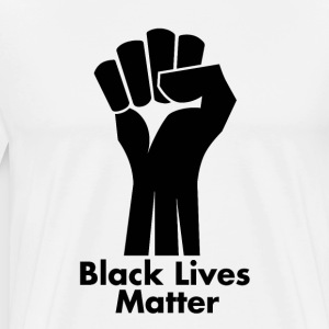 Black Lives matter Strong - Men's Premium T-Shirt