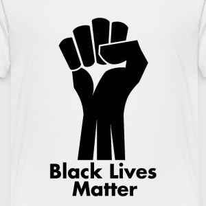 Black Lives matter Strong - Kids' Premium T-Shirt
