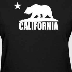 California BEAR - Women's T-Shirt