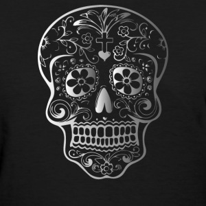 Day Of Dead Sugar Skull - Women's T-Shirt