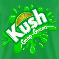 Design ~ KaliMist Gang Green T shirt