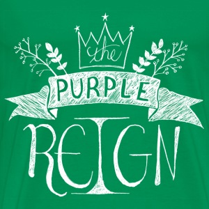 purple reign T-Shirts - Men's Premium T-Shirt
