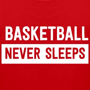 Basketball Never Sleeps Sportswear - Men's Premium Tank
