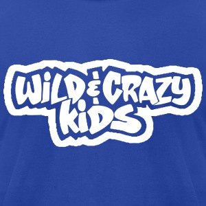 Wild & Crazy Kids T-Shirts - Men's T-Shirt by American Apparel
