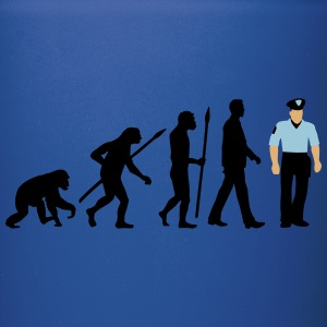 evolution_a_us_cop_police_marshall_09_20 Mugs & Drinkware - Full Color Mug