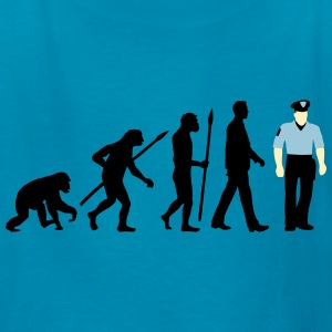 evolution_a_us_cop_police_marshall_09_20 Kids' Shirts - Kids' T-Shirt