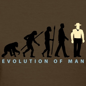 evolution_b_us_cop_police_marshall_09_20 T-Shirts - Women's T-Shirt