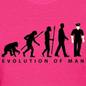 evolution_c_us_cop_police_marshall_09_20 T-Shirts - Women's T-Shirt