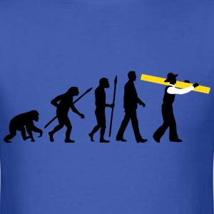 evolution_carpenter_09_2016_b_3c T-Shirts - Men's T-Shirt