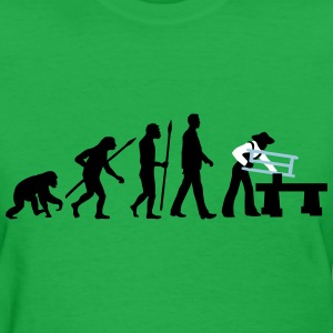evolution_carpenter_e_3c T-Shirts - Women's T-Shirt