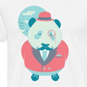 Reginald Pandafield IV - Men's Premium T-Shirt