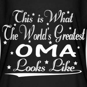 World's Greatest Oma... T-Shirts - Women's Flowy T-Shirt