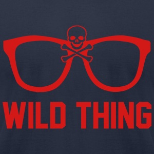 Wild Thing T-Shirts - Men's T-Shirt by American Apparel