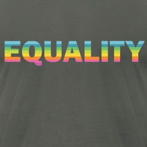 Equality T-Shirts - Men's T-Shirt by American Apparel